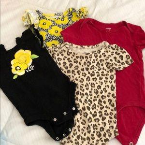 12 months onesie bundle